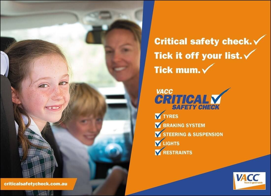 Critical Safety Check