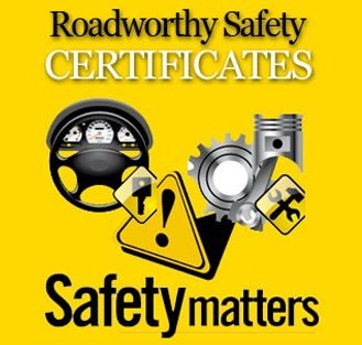 roadworthy certificates