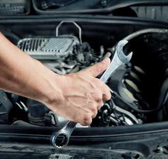 Car mechanical repair